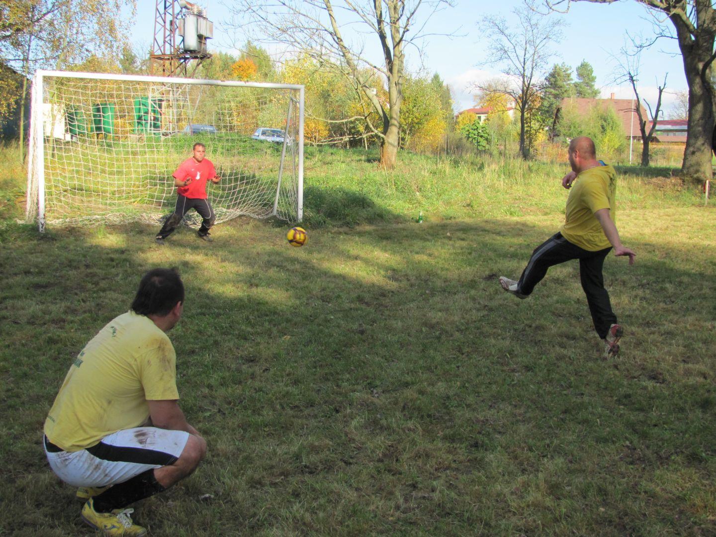 Posvícenský fotbal 2017