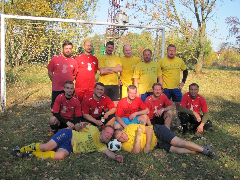 Posvícenský fotbal 2018